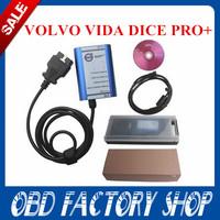 free ship Newest Super Volvo Vida Dice Pro+ 2014A diagnostic tool dice Pro Volvo protocol support self test firmware update