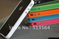 1Pcs beautiful Bumper Case For iPhone 4G 4s,Cn Post Free Shipping
