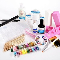 UV GEL STARTER KIT Manicure Set FOR NAIL ART SET - NA826