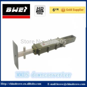 bote high gain low noise hd mmds downconverter for digital TV manufacturer