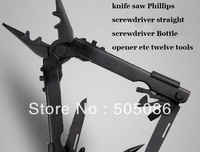 Multi Plier 600DET OEM Stretching Pliers Knife Outdoor 420 Stainless Steel Free Shipping