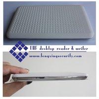 USB UHF Desktop reader & writer ,GEN2 passive reader ,free SDK + free samples tags + free shipping