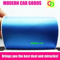 wholesale 1.52 x 30m matt pearl blue color changing vinyl film car vinyl car wrap practicable car stickers