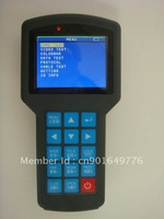 2.7'' TFT Video SECURITY CCTV TESTER/PTZ control  /DC12V  power output/battery renewable/2 years warranty/manufacturer