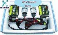 35W HID normal conversion  kit H1 H3 H7 H11 9005 9006 D2S xenon kit single beam