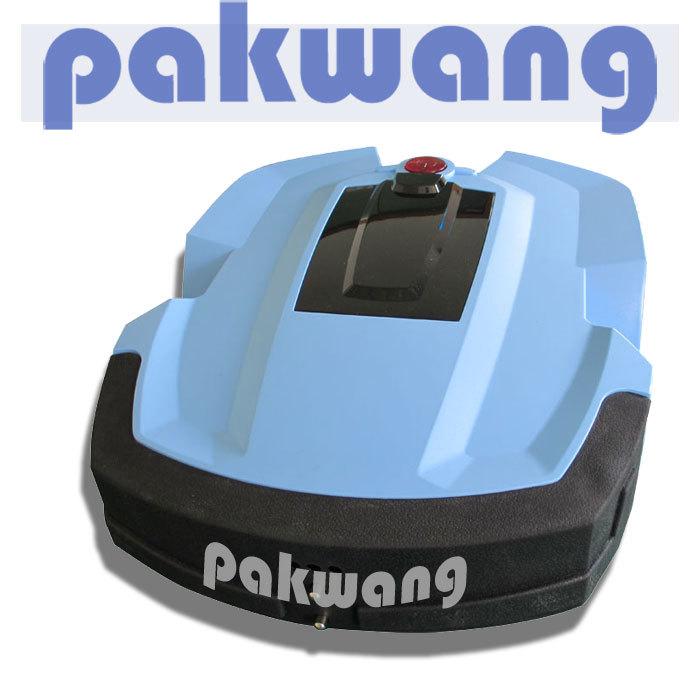 2013 Newest Intelligent Auto Robot Lawn Mower SQ-L600 2 PCS lithium battery lower noise Robot Lawn Mower