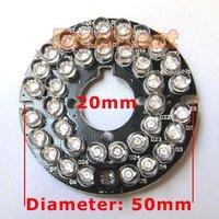 36 LED  IR Infrared Illuminator Board free shipping