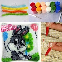 Товары для ручных поделок 3D Cross stitch Embroidery Needlepoint Set diy Unique Craft Gift Cross-stitch Suite Composition Innovative items K44