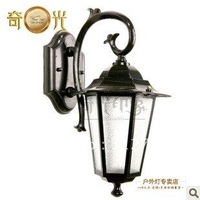 The European garden villas lights Courtyard balcony wall lamp