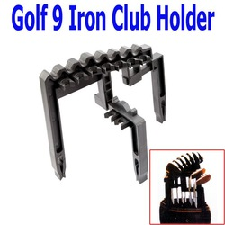 Golf 9 Iron Club Holder, Free Shipping Wholesale(China (Mainland))