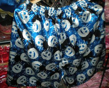Men's Satin feeling Boxers Underwear Homewear shorts 20PCS/LOT#2256