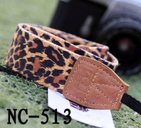 Super fashion leopard printing style NEX5 NEX-7 NEXF3 GF2 GF5 G3 common use camera strap NC-513