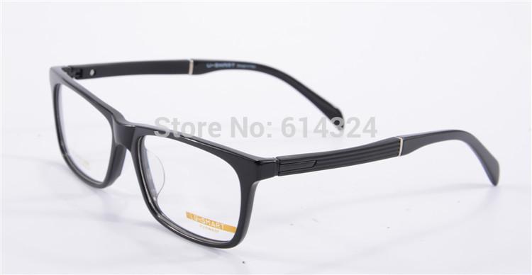 Mens Eyeglass Frame Styles 2015 : 2015-New-Style-Brand-Men-Myopia-Glasses-Frame-Computer ...