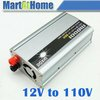 Free Shipping 1000W Auto Truck Boat Power Inverter 12V DC to 110V AC USB #10199 @CF
