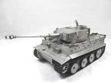 Mato 1/16  Scale  ALL complete METAL  German Tiger I Tank model, military tank toy, metal toy(China (Mainland))
