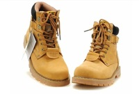 Free shipping Outdoor snow boots Male / female Martin boots  Army boots size 35 - 44