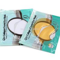 Eye Mask 50pairs/lot Q10 Collagen Bionic Crystal Eye Mask  Powerful Reduces Dark Circles&Puffiness