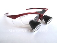 Dental TTL Loupes 2.5x 350-480mm Working Distance