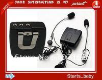 Universal Motorcycle Helmet Intercom 2-Way Headset Mic  free shippng