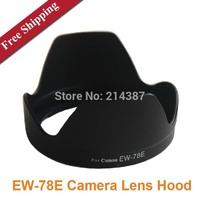 Camera lens hood EW-78E Bayonet Lens Hood for CANON EF-S 15-85mm f3.5-5.6 IS USM free shipping