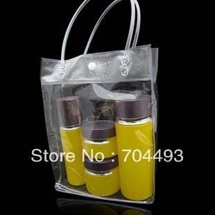 clear pvc packing bag gift bag-free shipping(China (Mainland))