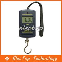 Free shipping 40kg/10g Portable Digital Scale 150pcs/lot Wholesale