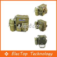 Free shipping Multifunction Outdoor fishing tackle bag Perch Bag 30pcs/lot Wholesale