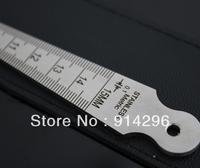 Taper Welding Gauge Test Ulnar Welder Inspection inch & Metric