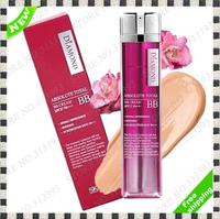 Cosmetic makeup Blemish Cover Purple Diamond Absolute Total BB Cream Make up Skin Color 40g High Quality Kit Sets 1Pcs 1 Pcs