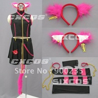 Alice in the Country of Hearts Boris Airay Cosplay Costume  Halloween eli0362-D