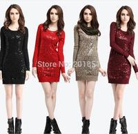 Free Shipping Guaranteed 100% 2015 Spring Autumn Winter Women Fashion Knitted Sweaters Basic Shirt Long-Sleeve Casual Cardigan