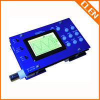 CLEN096 5MHz LCD Oscilloscope and 20MHz Frequency Meter Assembled Including BNC Probe