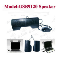 3in1 Laptop Soundbar USB Portable Audio Player Mobile Phone Computer Speaker Free Shipping