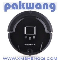 (Free Shipping for Russia) Low Noise Fast Delivery Bagless Robot Vacuum cleaner