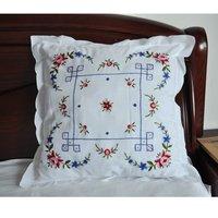 cushion(70*70cm) backrest little peony bedcloths beding home textile quilt duvet cover sheet set plush product pillow bolser