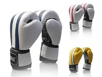 Hot sale Boxing gloves sandbags Sanda fighting kickboxing 8oz   10oz 12oz #LS3086