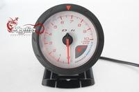 "kylin store 2.5"" 60MM Df Advance CR Tachometer Meter  Gauges  Car Meter  Auto Gauge"