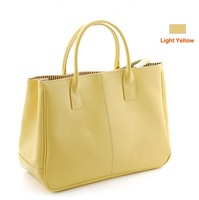 Free shipping New Hot Selling Lady's Fashion PU Leather Handbags vintage Design Clutch Tote  Satchel women shoulder bag