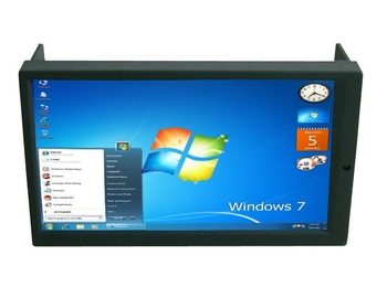 "6.95"" Double DIN Touch Screen LED Monitor for Car PC"