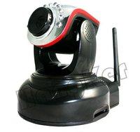 Hot saleing HD wireless mega pixel  pan/tilt ip/network camera