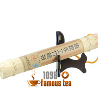 500g Organic Superfine Puer/Pu'er/Puerh Bamboo Tube Raw Tea Gift Packing Slimming Free Shipping 1098 Famous Tea Wholesale China