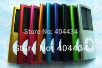 4th gen 1.8'' Mp4 player 8GB 8G internal memory FM radio video MP3 mp4 player + Headphone data cable  retail box 100pcs/lot