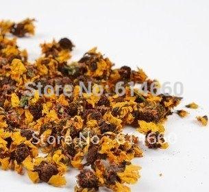 Buy 5 get 1 100g Kunlun Mountain Snow Daisy Chrysanthemum Tea,Good for Health Help Lower Blood Pressure,Free Shipping(China (Mainland))
