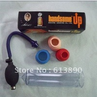 10pcs/lot  handsome up penis pump enlarge enlargement