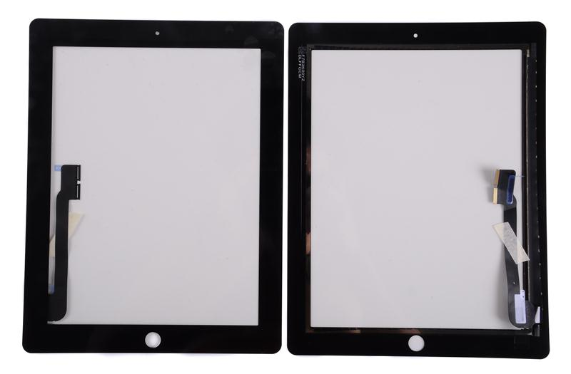 10.25 usd for ipad 3 touch New and original (General for ipad 3 and for ipad 4) Black and white the same price  free shipping