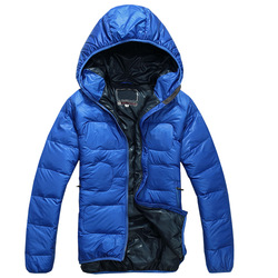 Newest design men down jacket Men's winter overcoat/Outwear,/Winter jacket free shipping AYRF-07(China (Mainland))