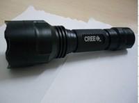 Domestic Flashlight CREE-XPE LED Flashlight LED Flashlight 300M condenser explosion