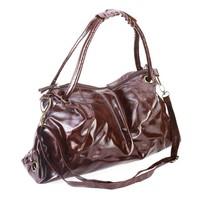 Holiday Sale 5Pcs/Lot Hot Sale Korean Style Women Lady's PU Leather Handbag Shoulder Tote Bag 4Colors New