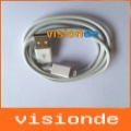 New Generic USB Data Sync Charger CABLE CORD WIRE For iPod Touch 5 iPhone5 Nano7 Free Shipping