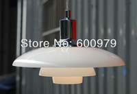 Free shipping  PH 3/2 Glass Louis Poulsen Poul Henningsen pendant light aslo for wholesale